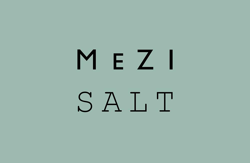 秋の MEZI SALT